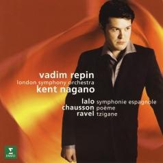 Vadim Repin (Вадим Репин): Lalo: Symphonie Espagnole & Chausson : Poeme