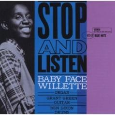 "Baby Face Willette (""Бэби Фэйс"" Уиллет): Stop And Listen"
