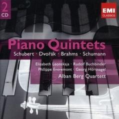 Alban Berg Quartett (Квартет Альбана Берга): Piano Quintets