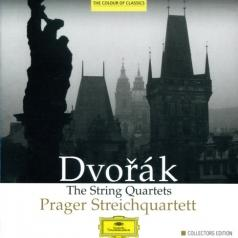 Prague String Quartet (Прага Стринг Квартет): Dvorak: The String Quartets