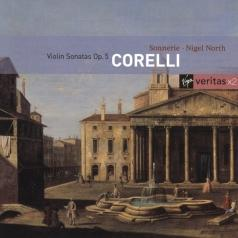 Arcangelo Corelli (Арканджело Корелли): Violin Sonatas Op 5