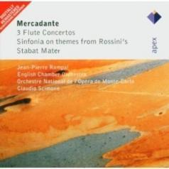 Jean-Pierre Rampal (Жан-ПьерРампаль): Flute Concertos & Sinfonia On Themes From Rossini'S Stabat Mater