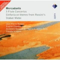 Jean-Pierre Rampal: Flute Concertos & Sinfonia On Themes From Rossini'S Stabat Mater