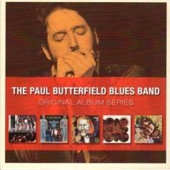 Paul Butterfield (Пол Баттерфилд): Original Album Series