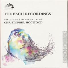 Christopher Hogwood (Кристофер Хогвуд): The Bach Recordings