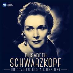 Elisabeth Schwarzkopf: Richard Strauss / Vier Letzte Lieder