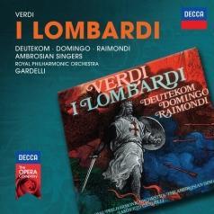 Lamberto Gardelli (Ламберто Гарделли): Verdi: I Lombardi