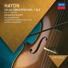 Heinrich Schiff (Генрих Шифф): Haydn: Cello Concertos Nos.1 & 2
