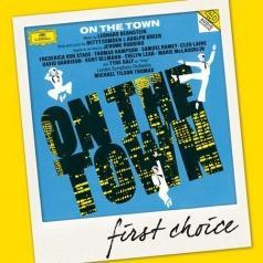Tilson Thomas (Майкл Томас): Bernstein: On The Town