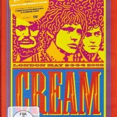 Cream (Скреам): Royal Albert Hall London May 2-3-5-6 2006