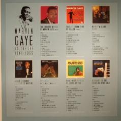 Marvin Gaye (Марвин Гэй): Marvin Gaye 1961 - 1965