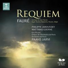 Paavo Jarvi (Пааво Ярви): Requiem, Cantique De Jean Racine
