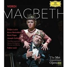 Анна Нетребко: Verdi Macbeth