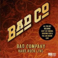 Bad Company (Бад Компани): Hard Rock Live