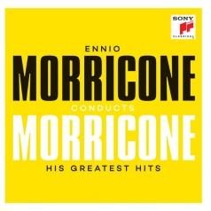 Ennio Morricone (Эннио Морриконе): Ennio Morricone conducts Morricone - His Greatest Hits