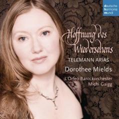 Dorothee Mields (Доротея Мильдс): Hoffnung Des Wiedersehens