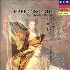 Marisa Robles (Мариза Роблес): Harp Concertos