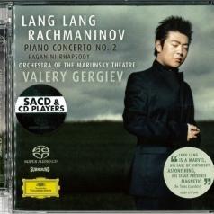 Валерий Гергиев: Rachmaninov: Piano Concerto No.2; Rhapsody