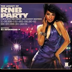 The Legacy Of… Rnb Party