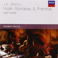 Gidon Kremer (Гидон Кремер): Bach: Sonatas & Partitas For Solo Violin