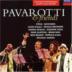 Luciano Pavarotti (Лучано Паваротти): Pavarotti & Friends