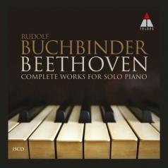 Rudolf Buchbinder (Рудольф Бухбиндер): The Complete Works For Solo Piano