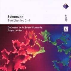 Armin Jordan (Армин Джордан): Symphonies Nos 1-4