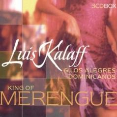 Luis Kalaff (Луис Калаф): King Of Merengue
