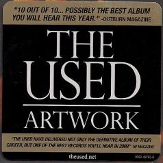 The Used: Artwork