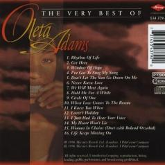 Oleta Adams (Олета Адамс): The Very Best Of Oleta Adams