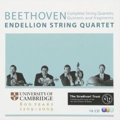Endellion String Quartet: Complete String Quartets, Quintets & Fragments
