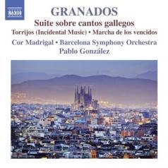 Barcelona Symphony And Catalonia National Orchestra And Choir (Национальный оркестр Каталонии): Orchestral Works: Marcha De Los Vencidos, Torrijos, Suite Sobre Cantos Populares Gallegos