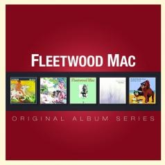 Fleetwood Mac (Флитвуд Мак): Original Album Series (Then Play On / Kiln House / Future Games / Bare Trees / Mystery To Me)