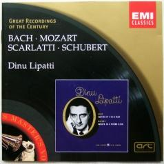 Dinu Lipatti (Дину Липатти): Bach/Scarlatti/Mozart/Schubert