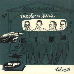 Originators Of Modern Jazz
