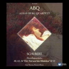 Alban Berg Quartett (Квартет Альбана Берга): String Quartets 10, 12, 14, 15