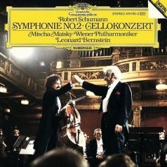 Leonard Bernstein (Леонард Бернстайн): Schumann: Symphony No.2; Cello Concerto