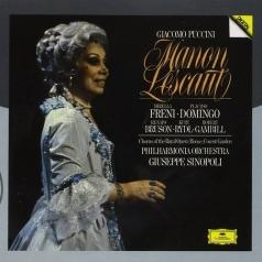 Giuseppe Sinopoli (Джузеппе Синополи): Puccini: Manon Lescaut