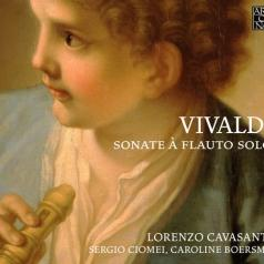 Cavasanti (Кавасанти): Sonate A Flauto Solo