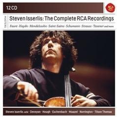 Steven Isserlis (СтивенИссерлис): Steven Isserlis: The Complete Rca Record