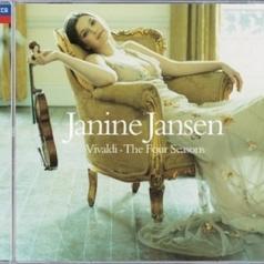 Janine Jansen (Янин Янсен): Vivaldi: The Four Seasons