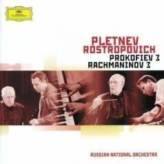 Михаил Плетнёв: Rachmaninov: Pno Cto No.3/ Prokofiev: Pno Cto No.3
