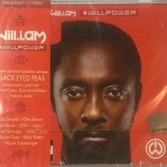 Will.I.Am: #Willpower