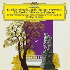 "Ferenc Fricsay (Ференц Фричаи): Mozart: ""Eine Kleine Nachtmusik""/ Beethoven: ""Egmont""/ Smetana: The Moldau"