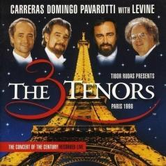 Carreras (Хосе Каррерас): The Three Tenors - Paris 1998
