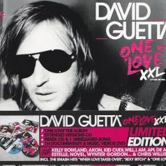 David Guetta (Дэвид Гетта): One Love XXL