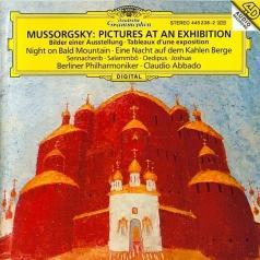Claudio Abbado (Клаудио Аббадо): Mussorgsky: Pictures At An Exhibition