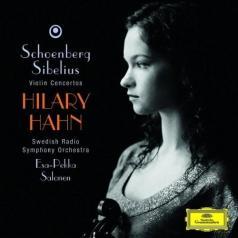 Hilary Hahn (Хилари Хан): Sibelius, Schonberg:Violin Concertos
