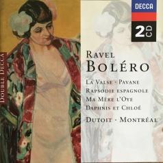 Charles Dutoit (Шарль Дютуа): Ravel: Bolero/Alborada del Gracioso/Daphnis & Chlo