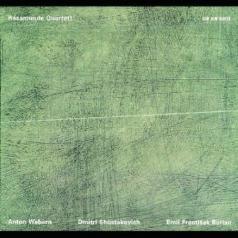 Rosamunde Quartett: Webern/Shostakovich/Burian